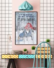 Horse It Is Been A Good Day 24x36 Poster lifestyle-poster-6