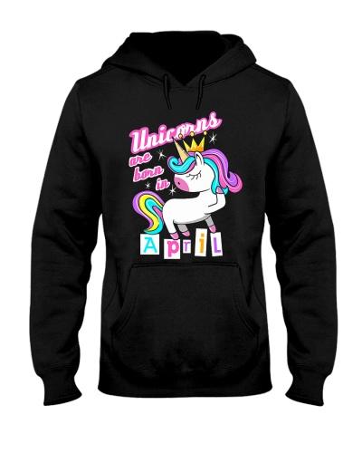 Unicorn Unicorns Are Born In April