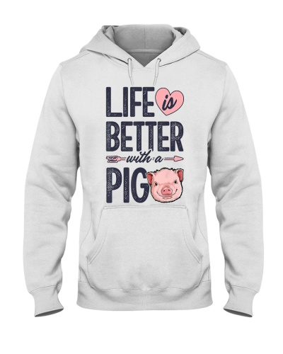 Pig Life Is Better With A Pig Pigs