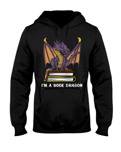 Book I'm A Book Dragon