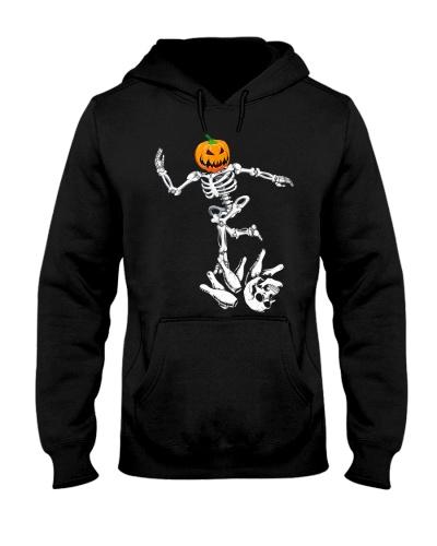 Bowling Skeleton Bone Halloween 4