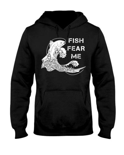 Fish Fear Me Fishing