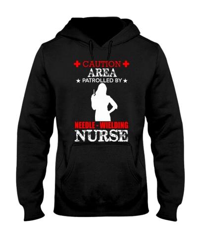 Nurse Wielding Nurse