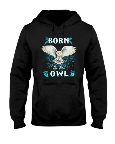 Owl Born To Be Owl
