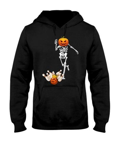 Bowling Skeleton Bone Halloween 2