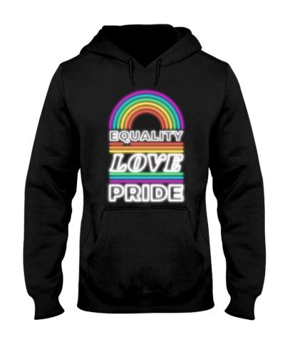 LGBT Equality Love Pride
