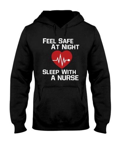 Nurse Feel Safe At Night Sleep With A Nurse