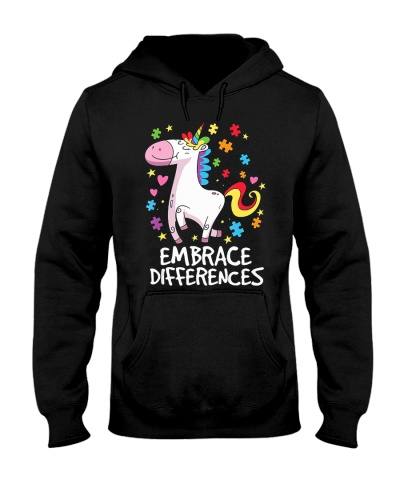 Unicorn Embrace Differences