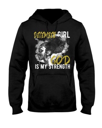 December Girl God Is My Strength