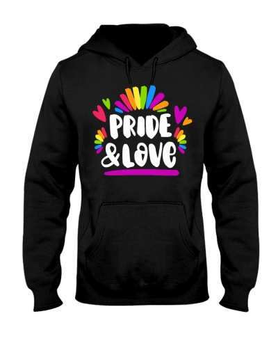 LGBT Pride And Love