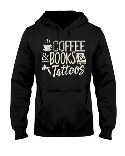 Coffee Books And Tattoos