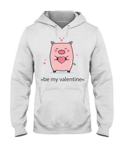 Pig Be My Valentine