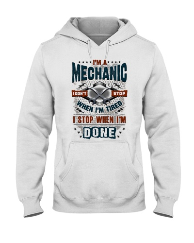 Mechanic I Am A Mechanic