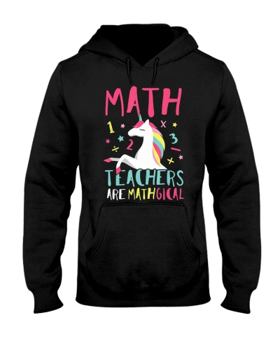 Teacher Math Teachers Are Mathgical Unicorn