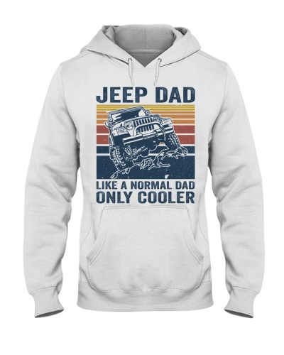Father Jeep Dad Like A Normal Dad Only Cooler