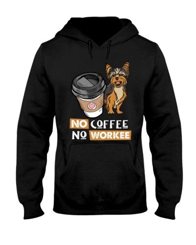 Coffee No Coffee No Workee 7