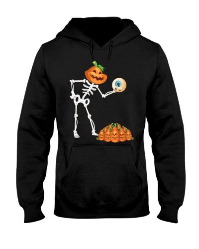 Bowling Skeleton Bone Halloween 3