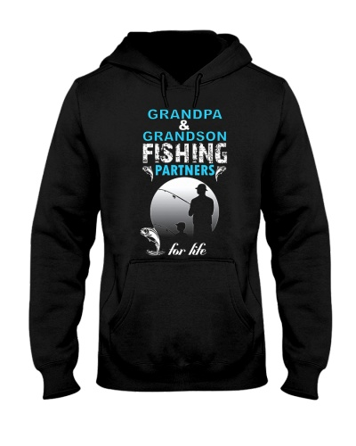 Fish Fishing Partners For Life