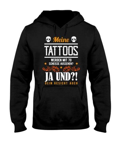 Tattoo Saying In German Word 1