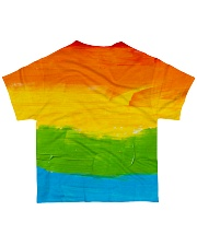 LGBT Limited Edition All-over T-Shirt back