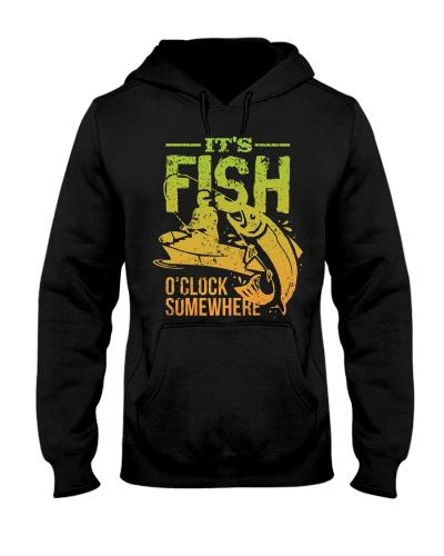 Fish It's Fish O Clock Somewhere