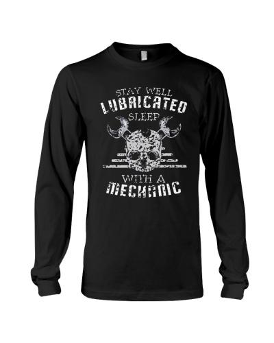Mechanic Stay Well Lubricated