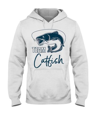 Fish Cute Team Catfish