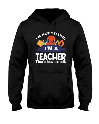Teacher That's How We Talk 1
