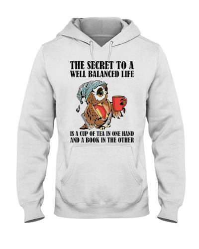 Owl The Secret To A Well Balenced Life