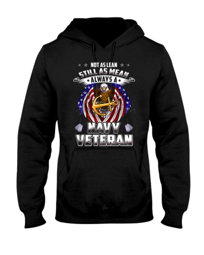 Veteran Still As Mean Always A Navy Veteran