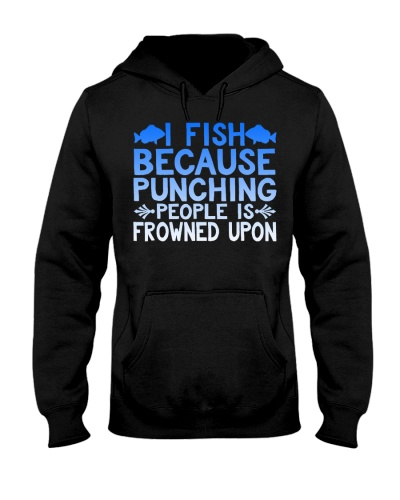 Fish Punching People Is Frowned Upon