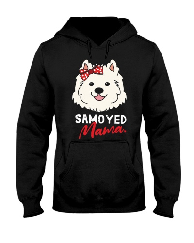 Dog Samoyed Mama