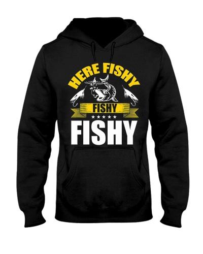 Fish Here Fishy