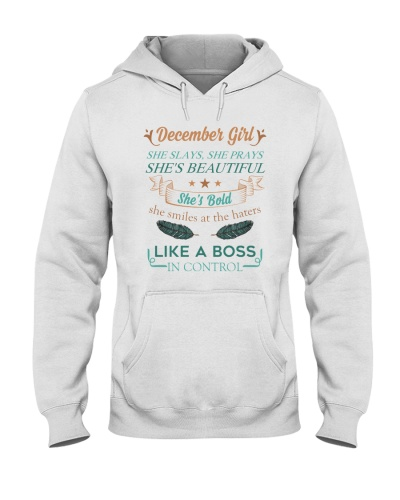 December Girl Like A Boss In Control