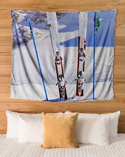 """Tapestry 3 Wall Tapestry - 60"""" x 51"""" aos-wall-tapestry-80x68-lifestyle-front-03"""