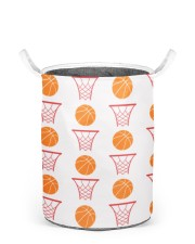 Basketball - Laundry basket 1 Laundry Basket - Small front