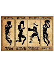 Basketball - Retro Poster 17x11 Poster front