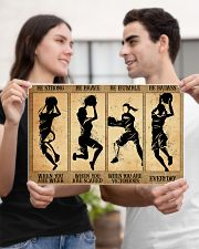 Basketball - Retro Poster 17x11 Poster poster-landscape-17x11-lifestyle-20