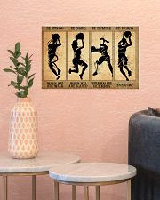 Basketball - Retro Poster 17x11 Poster poster-landscape-17x11-lifestyle-21