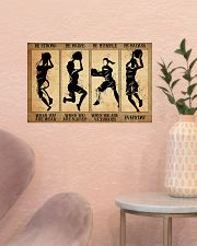 Basketball - Retro Poster 17x11 Poster poster-landscape-17x11-lifestyle-22