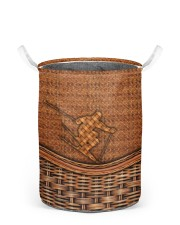 Skiing laundry basket 4 Laundry Basket - Small front