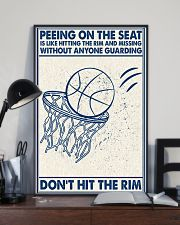 Basketball poster - Don't hit the rym 11x17 Poster lifestyle-poster-2