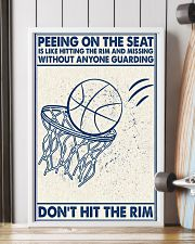 Basketball poster - Don't hit the rym 11x17 Poster lifestyle-poster-4
