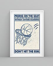 Basketball poster - Don't hit the rym 11x17 Poster lifestyle-poster-5