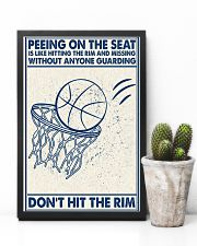 Basketball poster - Don't hit the rym 11x17 Poster lifestyle-poster-8