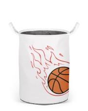 Basketball - Laundry basket 2 Laundry Basket - Small back