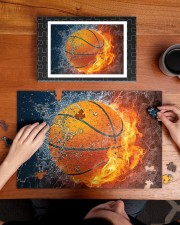 Basketball Puzzle 1 250 Piece Puzzle (horizontal) aos-jigsaw-puzzle-250-pieces-horizontal-lifestyle-front-11