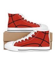 Basketball - Baskteball shoe Women's High Top White Shoes tile