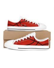 Basketball - Baskteball shoe Women's Low Top White Shoes tile