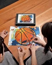 Basketball puzzle 2 250 Piece Puzzle (horizontal) aos-jigsaw-puzzle-250-pieces-horizontal-lifestyle-front-10